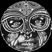 Viking Tattoo Studio Logo