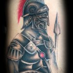 Roman Gladiator tattoo