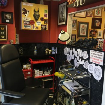 Viking Tattoo Studio Jarrow
